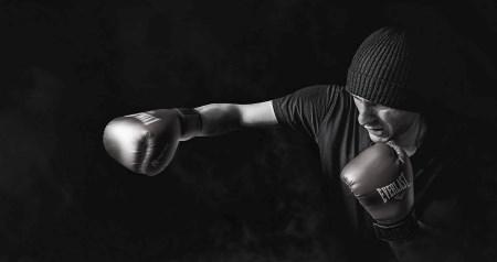 Träna med boxsäck