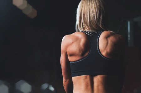 träna ryggen
